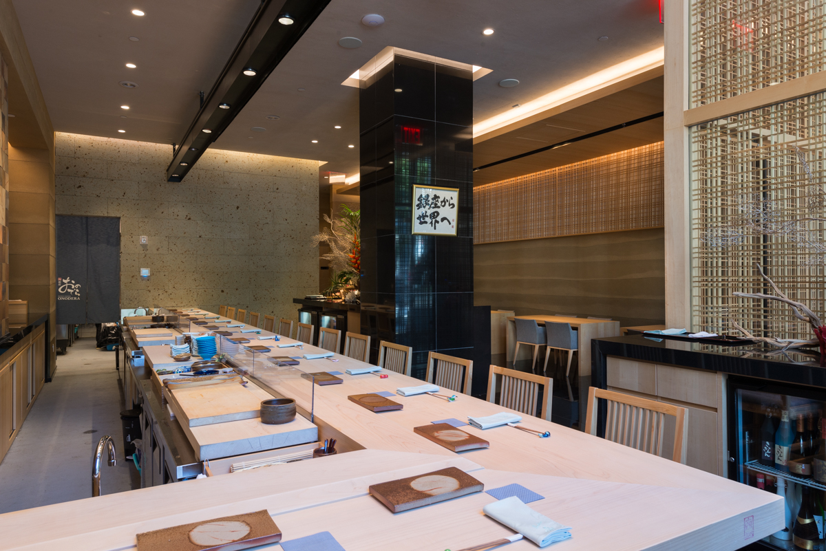 Ginza Project Restaurant New York