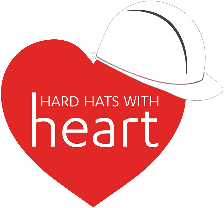 Hard Hats with Hearts