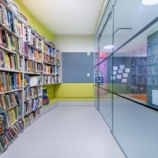 Quality commercial interior construction for Education and Nonprofit industries