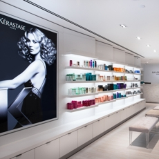 Quality commercial interior construction for the fashion industry