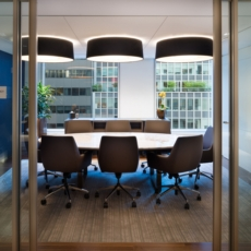 Quality commercial interior construction for Financial industries