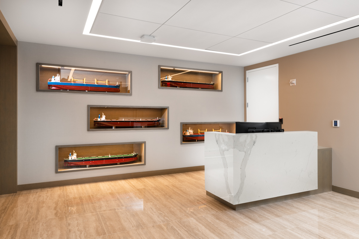 Friedman Commercial Interior Construction by Gallin