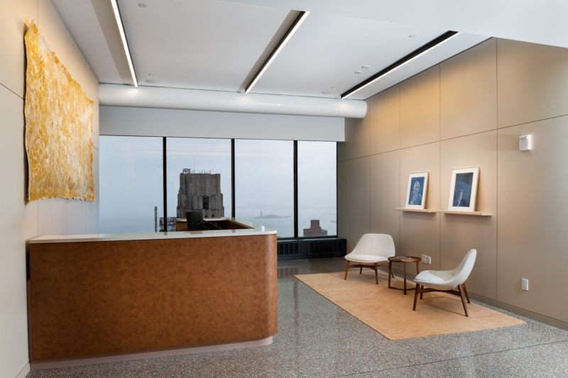 WSP Commercial Interior Construction by Gallin